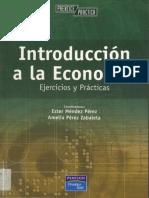 Introduccion a La Economia Ejercicios y Practicas