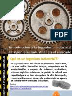 S3 1 La Ingeniería Industrial en El Mercado