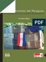 2014 La Metamorfosis Del Paraguay