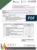 Guia Estructurada de Evaluación-trabajo de Investigación