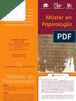Papirologia Master