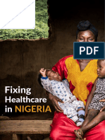 Fixing Nigeria Healthcare