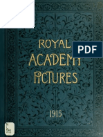 Royal Academy Pictures 1915