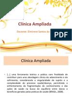 clinica ampliada