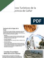 Atractivos Turísticos de La Provincia de Cañar y Azuay