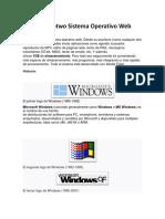 Desktoptwo Sistema Operativo Web