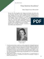 Maria Moretzsohn - Uma História Brasileira