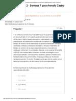 Historial de Evaluaciones Para Arevalo Castro Julieth Alexandra_ Quiz 2 - Semana 7