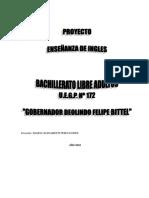 Proyecto de Ingles- b.l.a.