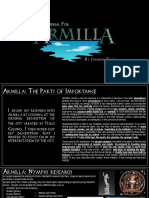 The Source Material of Armilla
