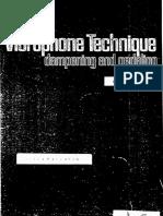 196295918 Vibraphone Technique Dampening and Pedaling David Friedman