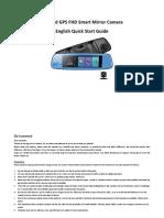 Smart Mirror Manual-1