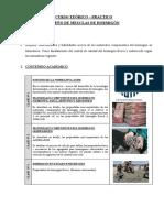 2. DISEÑO DE MEZCLAS DE HORMIGON (15-OCTUBRE-2018)