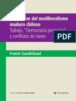 Gaudichaud Franck - Las Fisuras Del Neoliberalismo Maduro Chileno.pdf