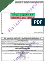 Actividad Integradora 4 de 6 - Aplicación de Leyes Eléctricas - Módulo 12 - Prepa en líena - SEP México.
