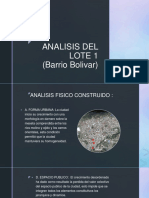 Analisis Del Lote 1