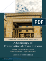 A Sociology of Transnational Constitutions