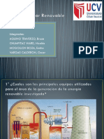 Energía Nuclear Renovable