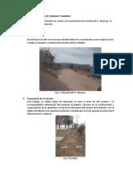 Proceso Constructivo de Veredas y Rampas