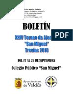 Boletín 2018