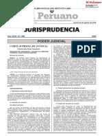 CASACIÓN N° 244-2016-La Libertad - _Excepción de naturaleza de juicio de proceso común a proceso inmediato_ %2F PARIONA ABOGADOS