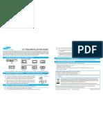 Samsung SP0822N User Manual