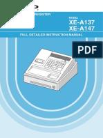 Sharp XEA147 Manual (1)