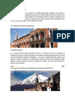 Lugares Turisticos Cerca de Puebla