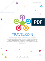 Travelkoin Whitepaper