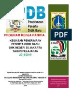 Program Kerja Panitia Cover