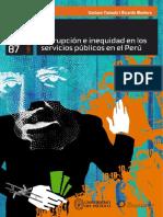 Corrupcion y enequidad en los servicios publicos en el Peru.pdf