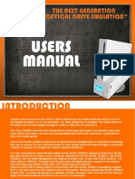 Wode User Manual v.1.0