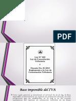Presentación de La Ventanilla Electrónica Tributaria (VET) - Copia
