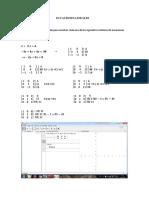 Ejercicio No1-Algebra Lineal