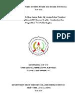 Proposal Kompetisi Wahana Sistem Kendali