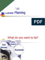 Seminar Career Planning