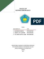 MAKALAH KONSEP PERNIKAHAN DALAM ISLAM VI.docx