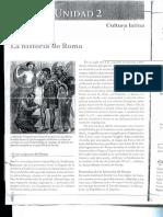 2.7 Historia de Roma-Teide