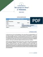 3°Primaria_Unidad Didáctica 1