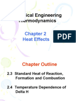 Chapter 2 Heat Effects (Part2)