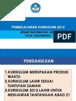 Pembelajaran K13
