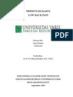 preskas low back pain.docx