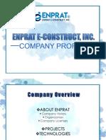 Enprat Company Profile