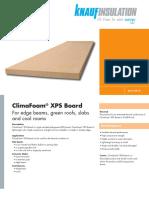 ClimaFoam® XPS Board