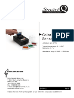 DA130655 Colorimeter Data Harvest