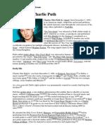 Biography Charlie Puth