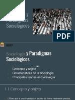 Los Paradigmas Sociologicos (1)