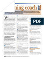 Learning Coach 2