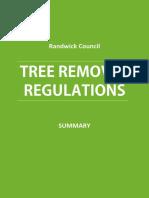 Tree Removal Randwick Council Regulations - Summary[1]