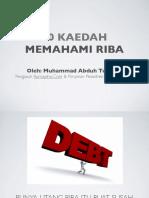 10 Kaedah dalam Mengenal Riba.pdf